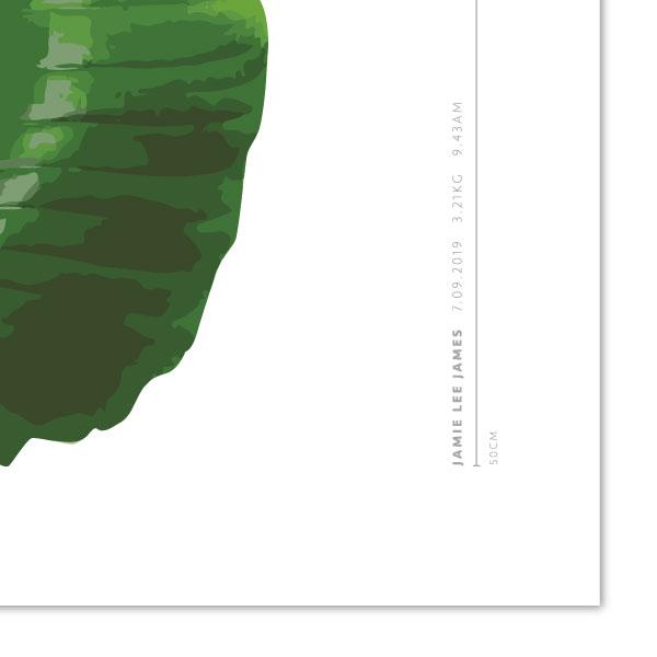 banana-leaf-birth-print-closeup-name